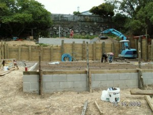 Concrete Services for bigger jobs as well